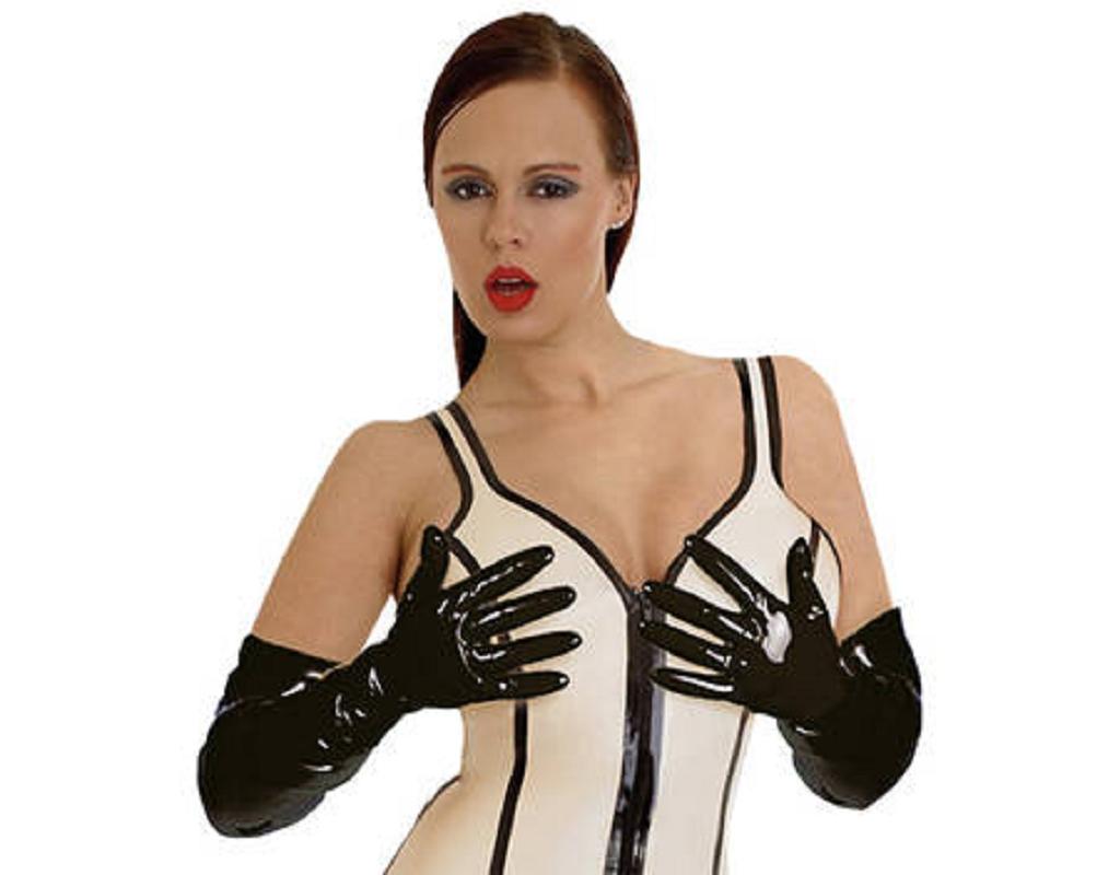 latex handschuhe schwarz lang gummi rubber orion xl kaufen und vergleichen. Black Bedroom Furniture Sets. Home Design Ideas