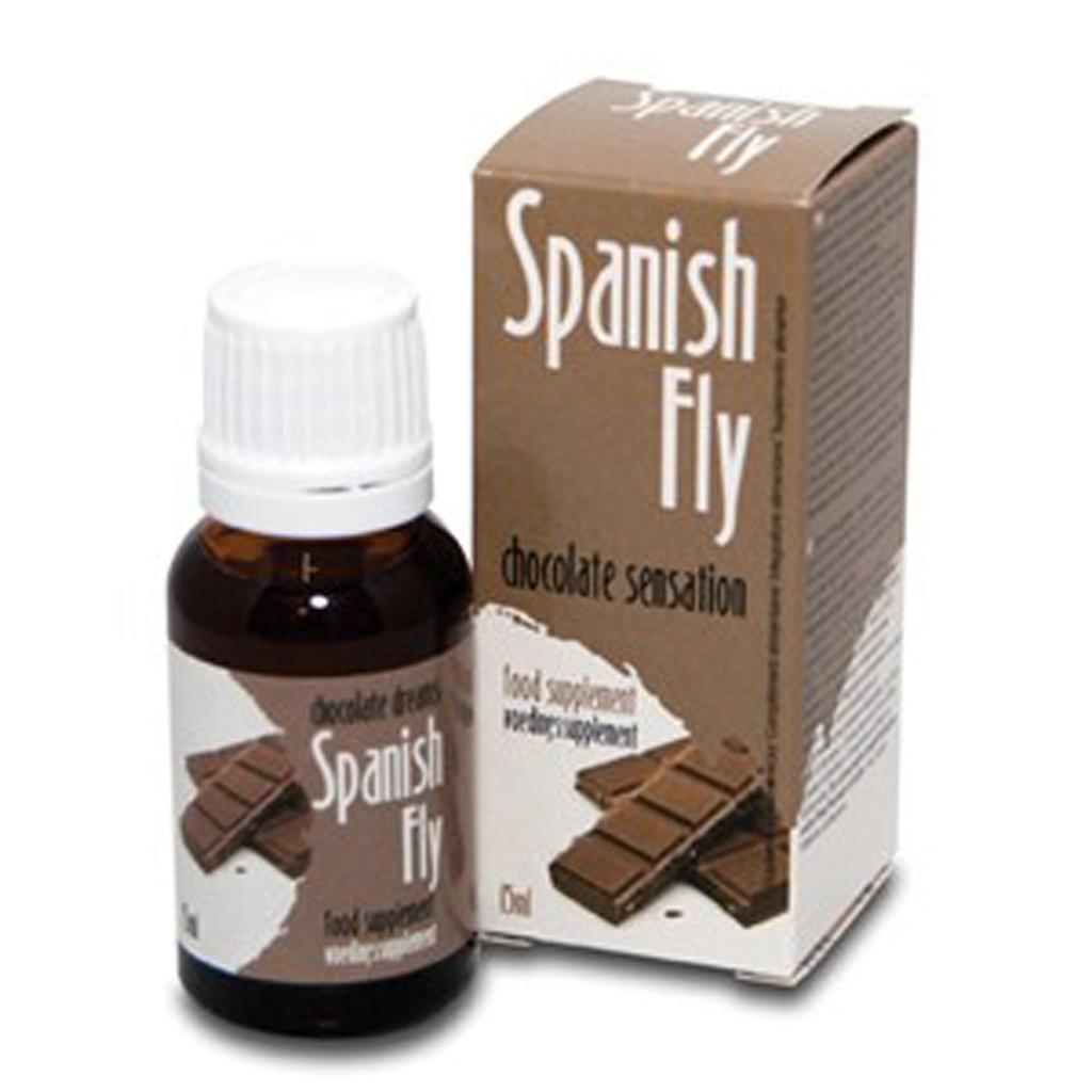 Spanish Fly - Spanische Fliege - Aphrodisiakum - Chocolate